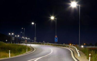 5 beneficios de la iluminación LED en las carreteras